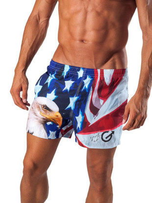 Americké pánské plavky GERONIMO 1532P1 Eagle