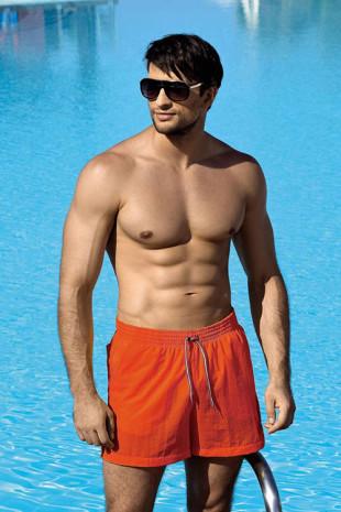 Atraktivní krátké plavky šortky Lorin 12 pro sportovní povahy