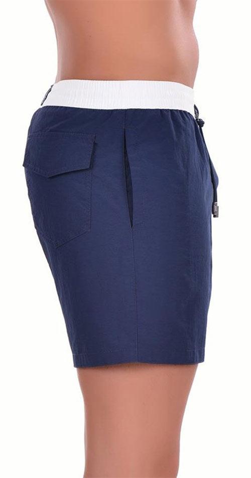 Luxusní italské pánské plavkové šortky bc281140ea