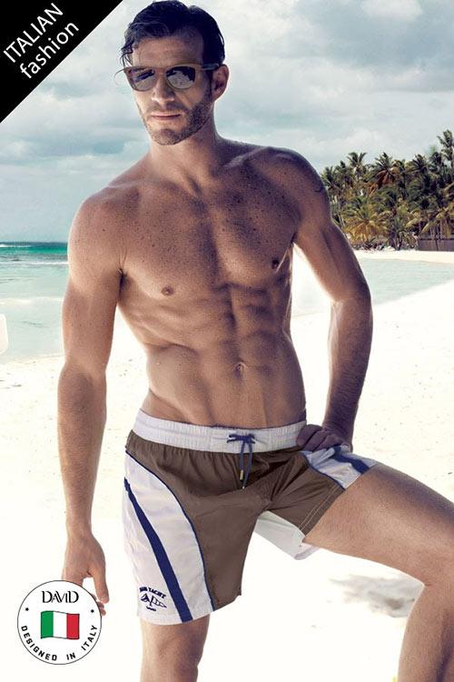 Pánské italské šortkové plavky Andre