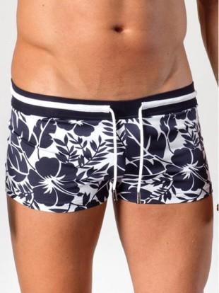 Pánské plavky boxerky GERONIMO 1430 s nohavičkou 5373fe6449