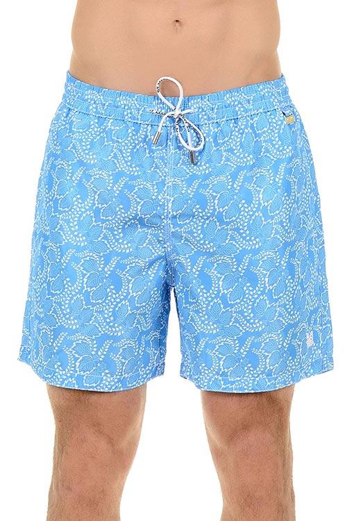 Rychleschnoucí pánské šortkové plavky