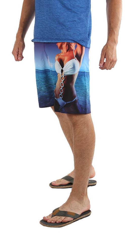 Pánské surfařské plavky Waxx - Levné pánské plavky 72e62b9db3