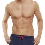 Pánské plavky šortky s kratší nohavičkou
