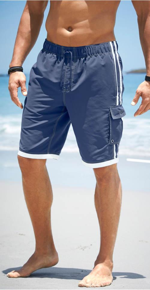 Pánské šortky k moři