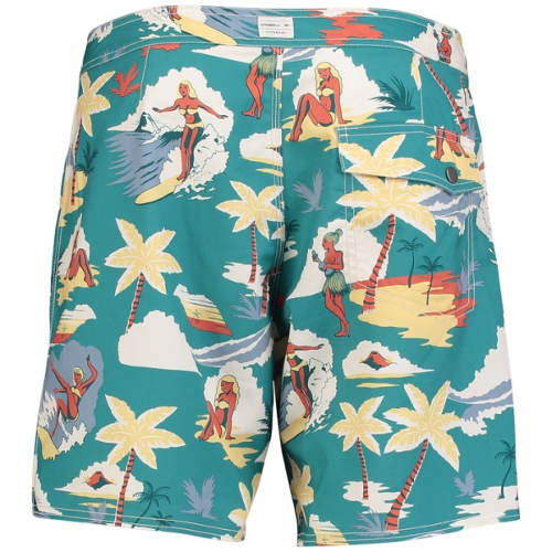 Hawajské pánské plavky kraťasy