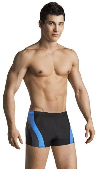 Pánské plavky Winner s krátkou nohavičkou