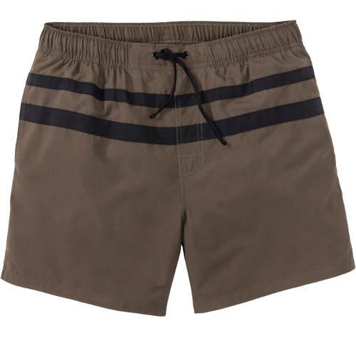Pánské šortkové plavky s integrovanými slipy
